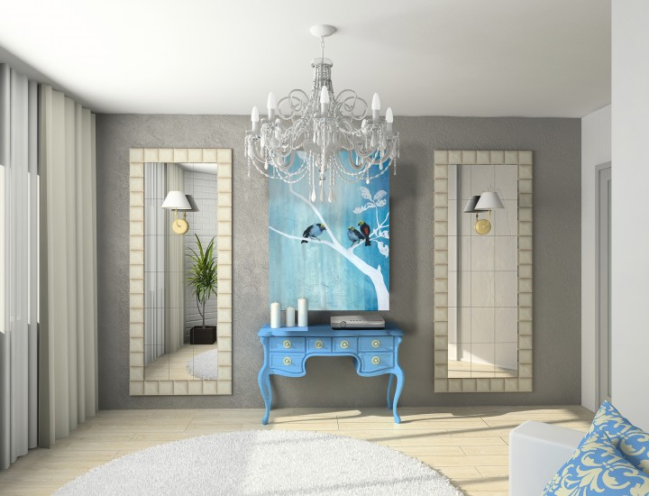 paradiseTanagersSilverroom 720x550 Inspiration Gallery